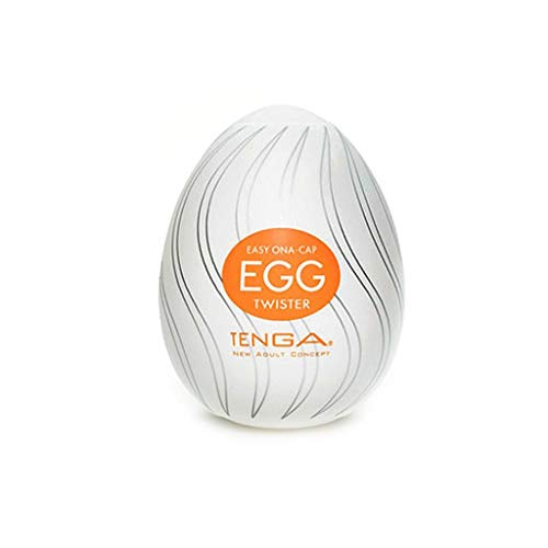 5. Huevo Tenga EGG Twister (Naranja)