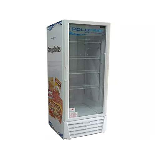 Freezer Vertical Tampa de Vidro Adesivado 560 Litros (220)