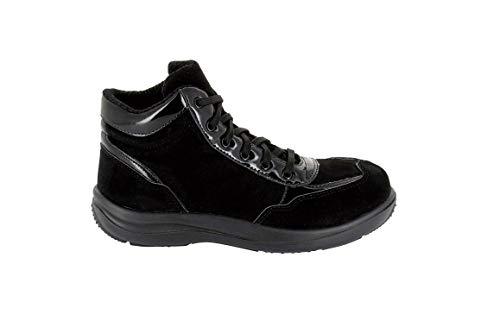 Foxter - Zapatos de Seguridad | Botas de Trabajo para Mujer | Ligeros y Transpirables | Impermeable | Sin Metal | S3 Sra