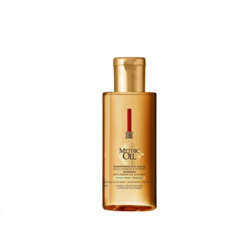 L'Oréal Professionnel Mythic Oil Shampoing Aux Huiles - Cheveux Épais - 75 ml