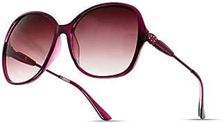 EFASHIONUP Women's UV Protected Sunglasses(Black, GOGGLE-2303)