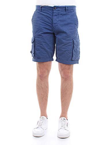 40WEFT Nick 5035 Shorts E Bermuda Uomo Bluette 48