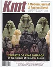 Kings' Valley Yields New Tomb Kv64 (Kmt A Modern Journal Of Ancient Egypt)