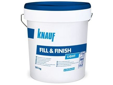Knauf Fill & Finish Light Allzweckspachtel 11,5 Kg