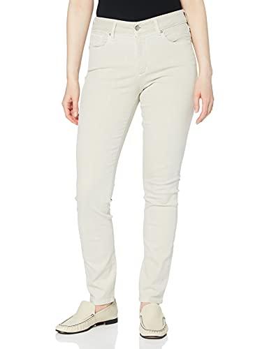 NYDJ Ami, Jeans Skinny Donna, Beige (Feder), 34 EU (Manufacture Size: 4)