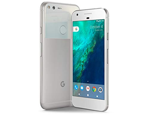 google pixel phone costs Google Pixel XL Phone 128GB - 5.5 inch Display (Factory Unlocked US Version) (Very Silver)