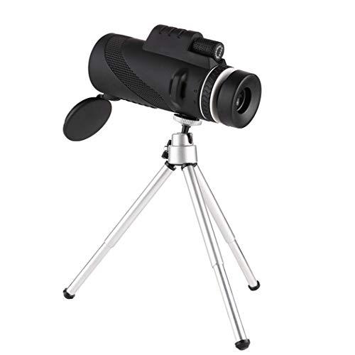 Find Discount XIANWEI Monocular Telescope,Monoculars - BAK4 FMC Prism 40x60 (Phone Clip and Tripod),...