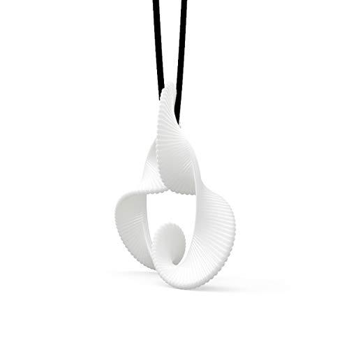 NoNo 3D gedruckte Schmuck Rhythmus Elegante Modellierung Anhänger Schmuck Halskette Zubehör