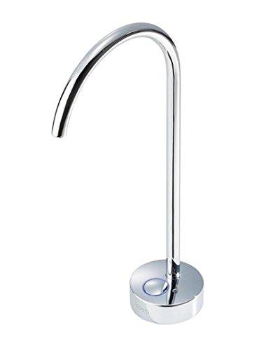 TOTO 浄水器専用自在水栓(ビルトイン形・浄水カートリッジ交換ランプ機能付・自己発電タイプ) TEK300