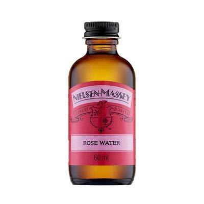 Nielsen-Massey Lebensmittelgeschmack, Rosenwasser, 60 ml