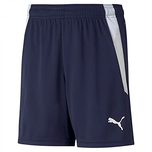 Pantalón corto marca Puma modelo teamLIGA Shorts Jr