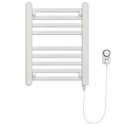ZYY-Towel rack Toallero EléCtrico, 48cm * 48cm, 50cm * 40cm, Radiador PequeñO Y PráCtico para Radiador, Tendedero para BañO, Estante Montado En La Pared A Temperatura Constante
