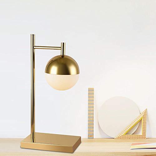 Nachtkastlampje, tafellamp, bol, postmodern eenvoudige persoonlijkheid, creatief model, slaapkamer, studio, slaapkamer, tafellamp, retro, Nordic