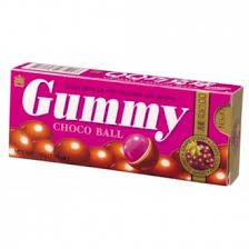 Amazon Com Taiwan I Mei Gummy Choco Ball 3 Flavors 義美qq巧克力球 Grape Gummy 4 Packs Grocery Gourmet Food