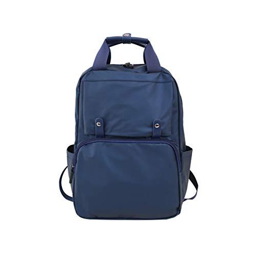 Zhenxinganghu Oxford-rugzak voor dames en heren, waterdichte handgreep, anti-diefstalbeveiliging, modieuze rugzak, handtas