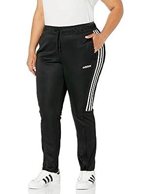 adidas womens Sereno 19 Pants Black/White Large