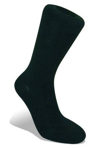 Bridgedale - Coolmax Liner - Chaussettes Homme - noir/noir - L