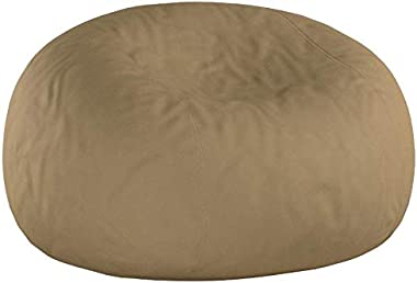 Sofa Sack - Plush Ultra Soft Bean Bags Chairs For Kids, Teens, Adults - Memory Foam Beanless Bag Chair with Microsuede Cover