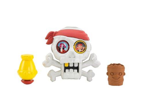 Mattel BGM22 - Fisher-Price Jake und die Nimmerland Piraten Badespaß, Badespielzeug