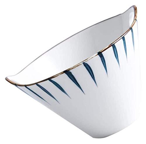 Ramenschüsseln Kreative Suppennudeln Nudeln Schüssel Ramen Schüssel 640ml Japanische Keramik Nudel Suppe Schüsseln Keramik Geschirr Für Suppennudel Nudel Pho Udon Soba Salat lalay