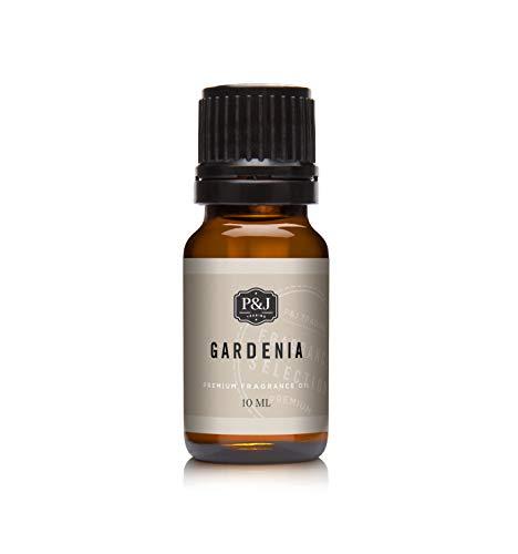 Gardenia Premium Grade Fragrance Oil - Perfume Oil - 10ml