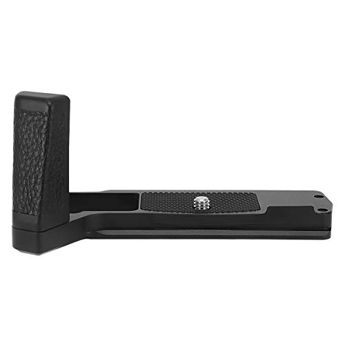 Haoge HG-EM5III Quick Release Plate Camera Bracket Holder Hand Grip for Olympus OM-D E-M5 Mark III fit Arca Swiss Sunwayfoto Kirk RRS Benro