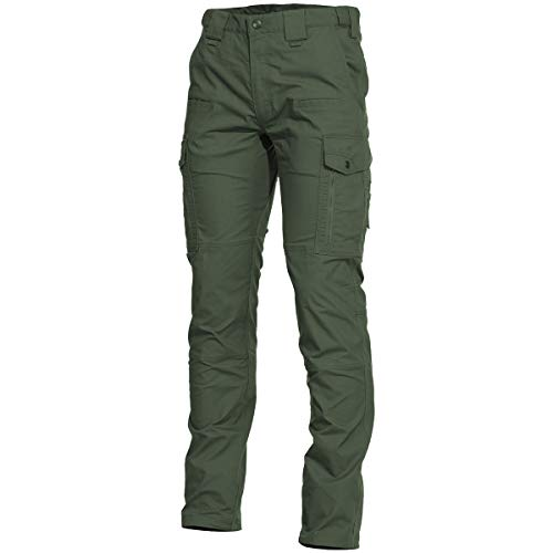 Pentagon Herren Ranger 2.0 Hose Camo Green Größe 40W / 32L