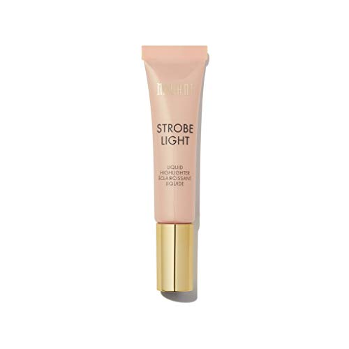 Milani Strobe Light Liquid Highlighter - Summer Glow (0.42 Fl. Oz.) Cruelty-Free Face Highlighter - Shape, Contour & Highlight Face with Liquid Shimmer Shades