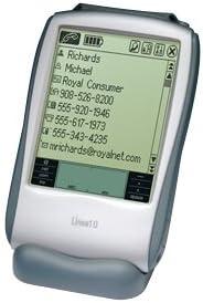 Royal 10MB PDA 160X200 Backlit Display