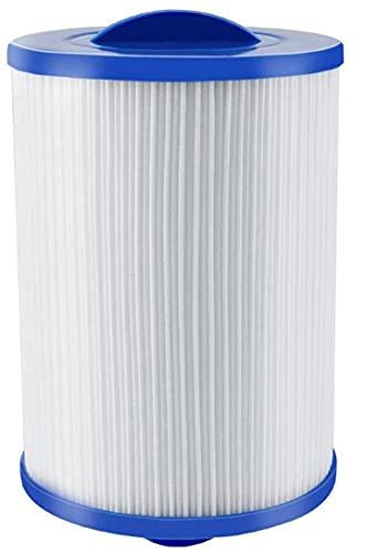 LXTOPN 1 cartucho de filtro Spa para Unicel 6CH-940, cartucho de filtro para Pleatco PWW50P3, filtro de repuesto Jacuzzi, spa, spa, spa, spa, spa, jacuzzi, rosca gruesa de filtro de 46 mm (1 unidad)
