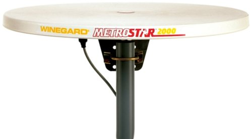 Winegard MS-2000 HDTV Antenna with Cable