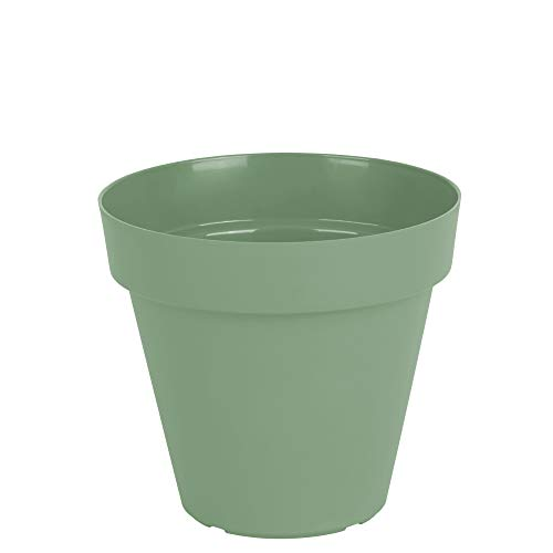 Vasart Sampa Vaso de Flores, Verde Vintage, 18x16cm, 1 Unidad