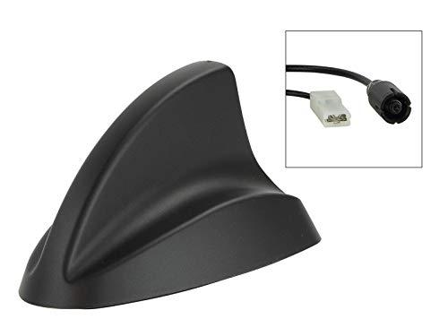Dach-Antenne Design Shark II Calearo mit Verstärker - Radio