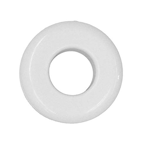 Amazing Drapery Hardware 25 Qty: Snap Together Plastic Grommets - No...