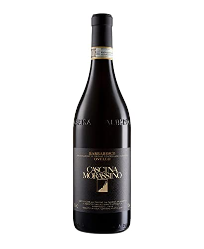 Vino Rosso BARBARESCO Ovello DOCG (conf. 6x 0.75l) Cascina Morassino -pv