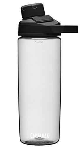 CamelBak Chute Mag BPA Free Water Bottle 20 oz, Clear