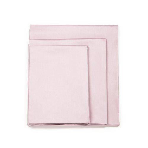 Buy Bargain 820TC Soild Light French Pink 4PCS Sheet Set - King