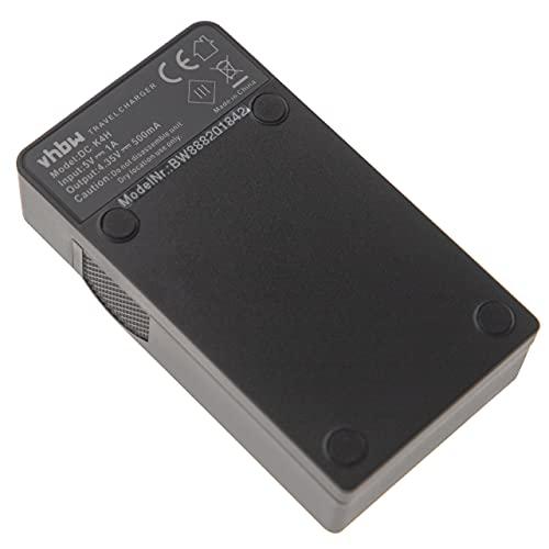 vhbw caricabatterie USB compatibile con Netgear/Arlo VMS5140 camera - Stazione di ricarica