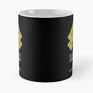 Nakatomi Bruce Willis Plaza - Morning Coffee Mug Ceramic Novelty Holiday 11 Oz