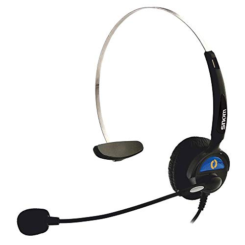 SNOM HS-MM2 Headset wired binaural
