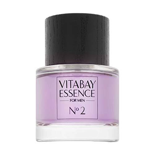 Vitabay Essence No. 2 for men 50 ml • Sportliches Eau de Parfum • Mit 10% Parfümöl