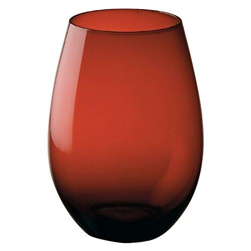 Artland Midnight Verre de vin, Rouge, 9.5 x 9.5 x 13 cm