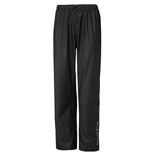 Helly Hansen Workwear Regenarbeitshose 100% wasserdicht, Schwarz (990), Gr. S