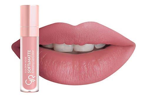 Golden Rose Soft and Creamy Matte Liquid Lipstick - 105 Baby Pink