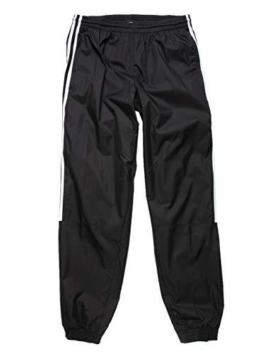 adidas Originals Men's Lock Up Track Pants, Black, S