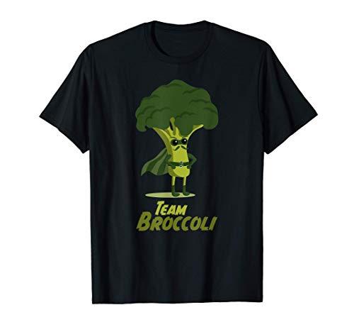 Brokkoli Design | Gemüse Garten für Vegetarier / Veganer T-Shirt