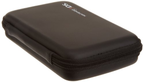 AmazonBasics Carrying Case for Nintendo - New 3DS XL, 3DS XL - Black (Officially Licensed by Nintendo)