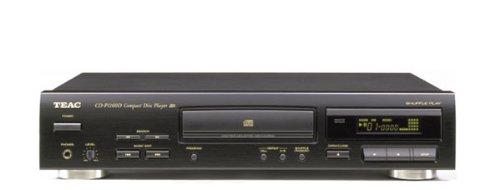 Teac CD P 1160 D CD-Player schwarz