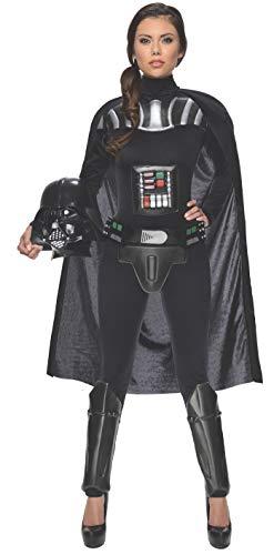 Star Wars - Disfraz de Darth Vader para mujer, Talla S adulto (Rubie's 887594-S)
