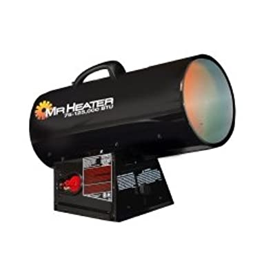 Mr. Heater 125,000 BTU Forced Air Propane Heater F271390